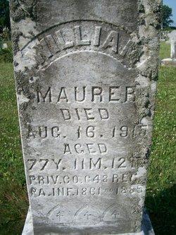 William Maurer