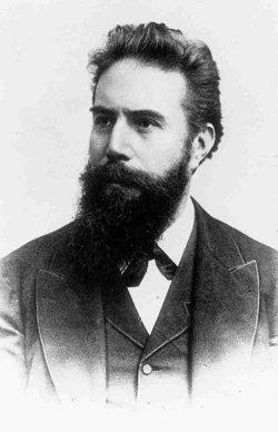 Wilhelm R�ntgen