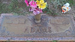 Ima J <i>Bowman</i> Adams