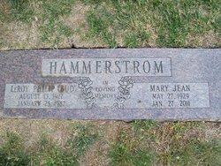 LeRoy Philip Bud Hammerstrom