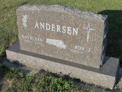 Kathleen Luverne <i>Kohler</i> Andersen