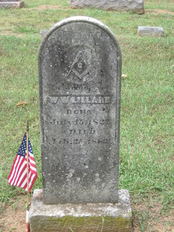 Capt William Wesley Lillard
