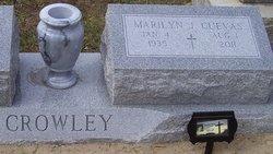 Marilyn Joyce <i>Cuevas</i> Crowley