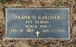 Frank O Gardner