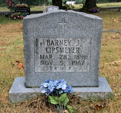 Barney J. Lipsmeyer