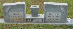 Rufus Barnett