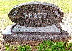 Clarence F Pratt