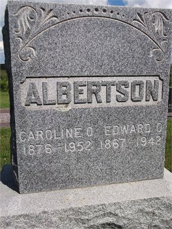 Anna Caroline O <i>Espeseth</i> Albertson