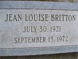 Jean Louise <i>McCullough</i> Britton