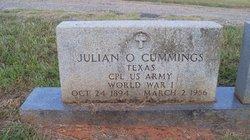 Julian Olion Cummings