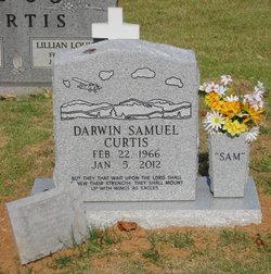 Darwin Samuel Sam Curtis