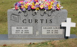 Lillian Louise <i>Elliott</i> Curtis