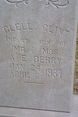 Clell Clint Berry