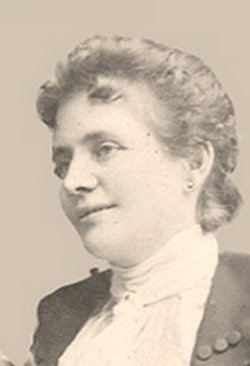 Mayme Sophia <i>Wagner</i> Comstock