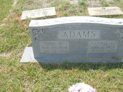 Louise Gregory Adams