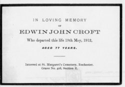 Edwin John Croft