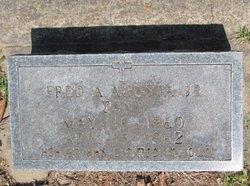 Fred A. Tony Agosta, Jr