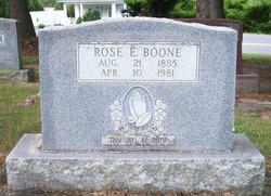 Ruth Rosetta Rose Boone