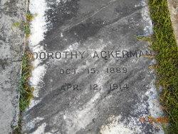 Dorothy Ackerman