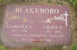 Grace E. <i>Reagan</i> Blakeboro
