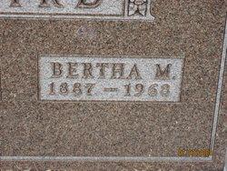 Bertha May <i>Predmore</i> Baird Gapen