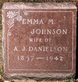 Emma <i>Jansen</i> Danielson