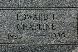 Edward Irven Chapline