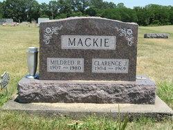 Clarence John Mackie