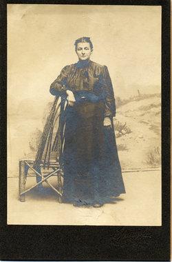 Elizabeth C A <i>Rickard</i> Affleck