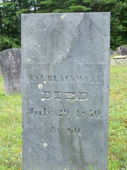 Asa Blackwell