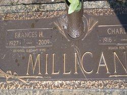 Frances Elaine <i>Hilliard</i> Millican
