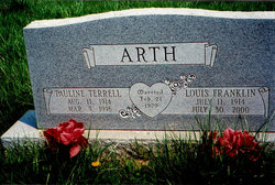 Pauline <i>Terrell</i> Arth