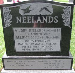 Bernice <i>Collins</i> Neelands