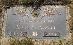 Pearl M Abbott