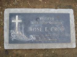 Rose Edwarda <i>Blaha</i> Crow