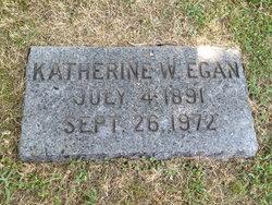 Katherine <i>Walsh</i> Egan
