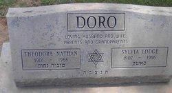 Sylvia <i>Lodge</i> Doro