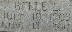 Cora Belle <i>L.</i> Cannon