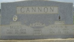 Marvin M. Cannon