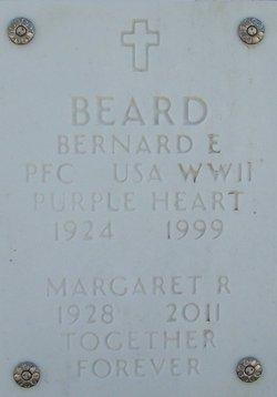 Bernard E Beard