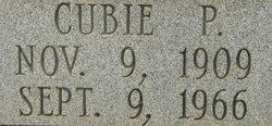 Cubie P. Cannon