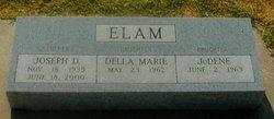 Joseph Daniel Joe Elam