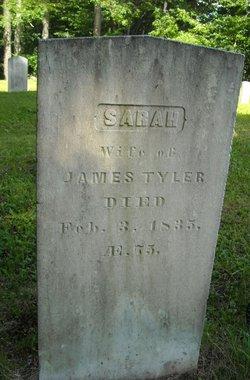 Sarah Tyler