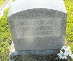 William Washington Shannon