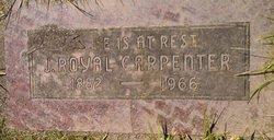 Rev James Royal Carpenter