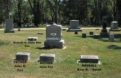 Viola P <i>Randall</i> Fox