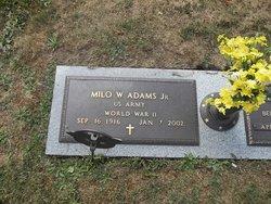 Milo Will Adams, Jr