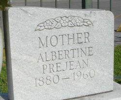 Albertine <i>Prejean</i> Benton