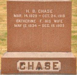 Catherine Foster Kate <i>Hannaford</i> Chase