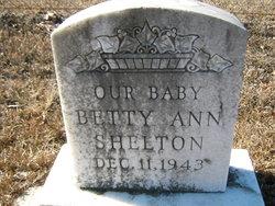 Betty Ann Shelton